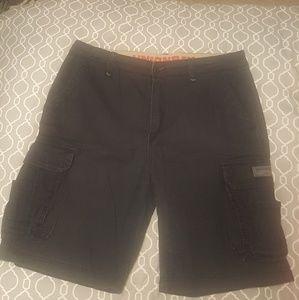 Dark navy Unionbay shorts